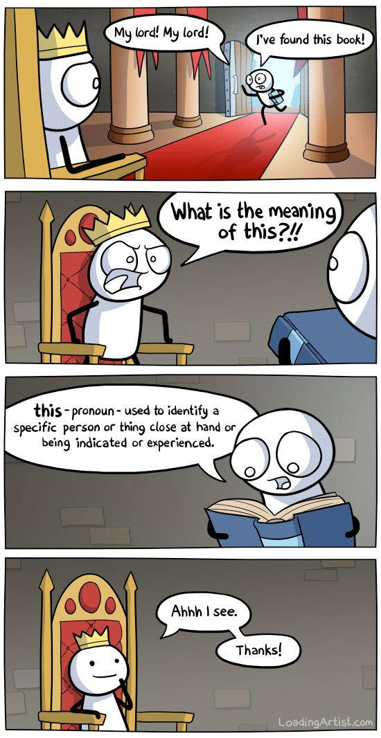 drama in the king's court. originally by The Annoying Orange.