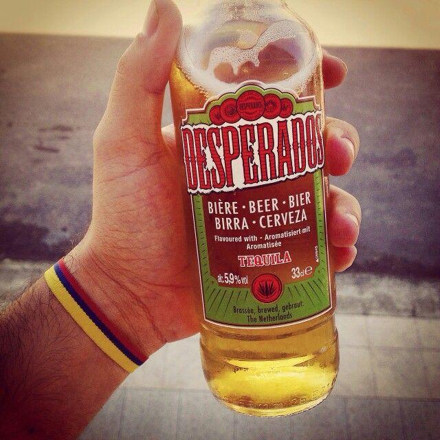Cerveza Desperados - Francia