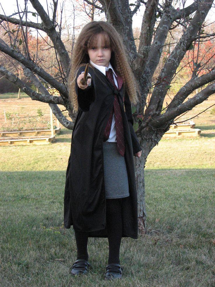 Harry Potter Hermione Costume  sc 1 st  Pinterest & 8 best Kids costume images on Pinterest | Costume ideas Carnival ...