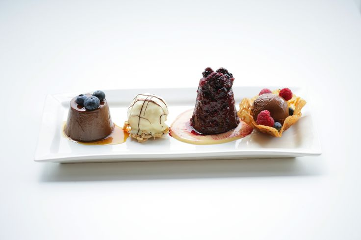For those that cannot decide #dessert #australia #sirromet #winery