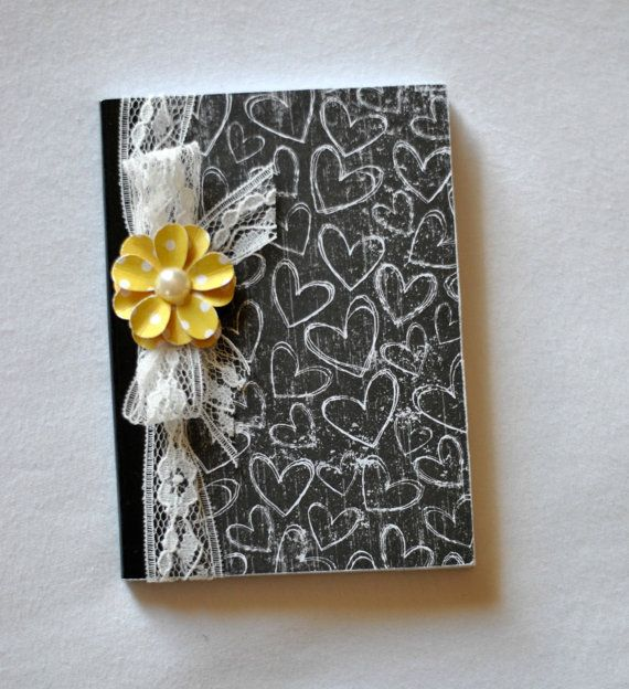 Book Cover Decoration : Images about decorated notebooks on pinterest