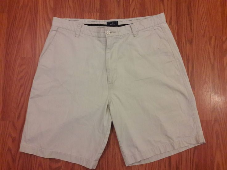 DOCKERS Mens Khaki Shorts Size 38 Inseam 12  #DOCKERS #KhakisChinos