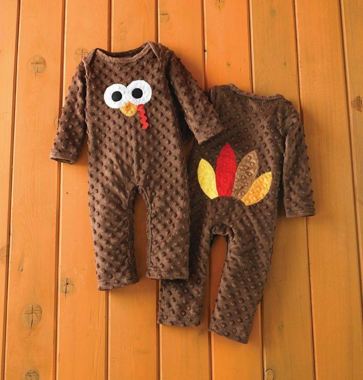 Mud Pie Thanksgiving Outfit - Turkey One Piece