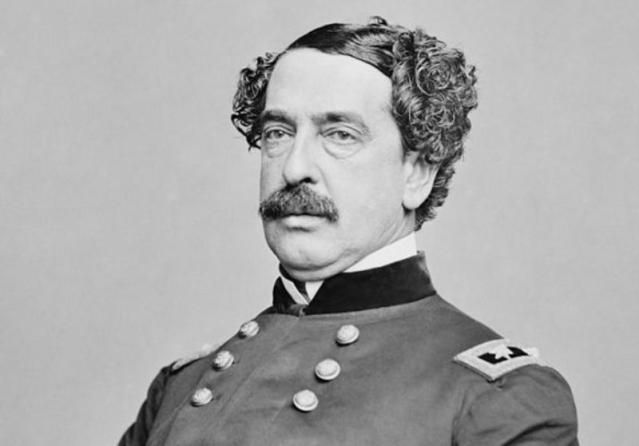 Union Leaders: Major General Abner Doubleday. He fired the first shot in defense of Fort Sumter, the opening battle of the war, and had a pivotal role in the early fighting at the Battle of Gettysburg.