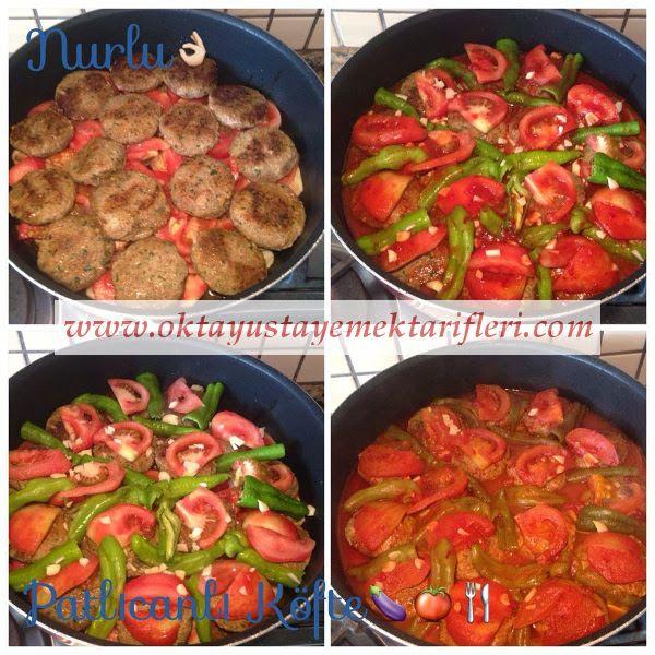 Patlıcanlı Köfte - Oktay Usta Köfte Tarifleri. Patlıcanlı Köfte nasıl yapılır? Oktay Usta Yemek Tarifleri resimli Patlıcanlı Köfte Tarifi için tıklayın.