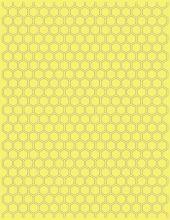 Craftwell Embossing Folders Honeycomb