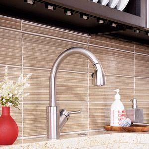28 best images about bamboo glass tiles on pinterest Bamboo backsplash