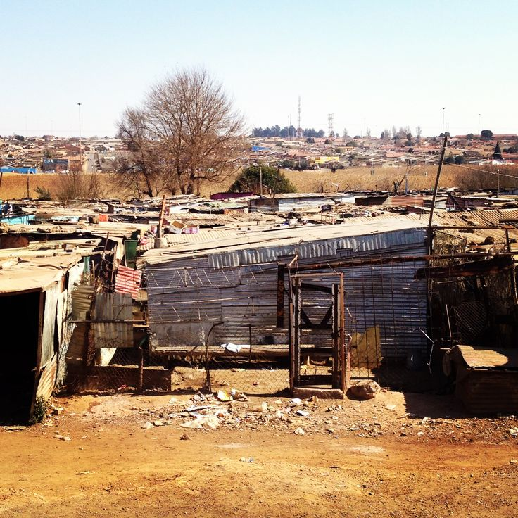 South African township, Soweto