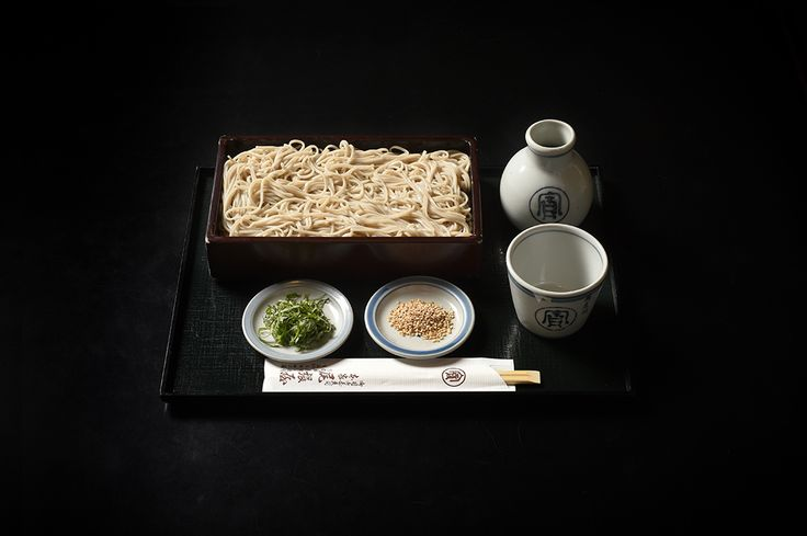 KYOTO: try some incredible handmade soba noodles, like this ume soba (sour plum), at Owariya.  Pick up some unique buckwheat confections at the same time.