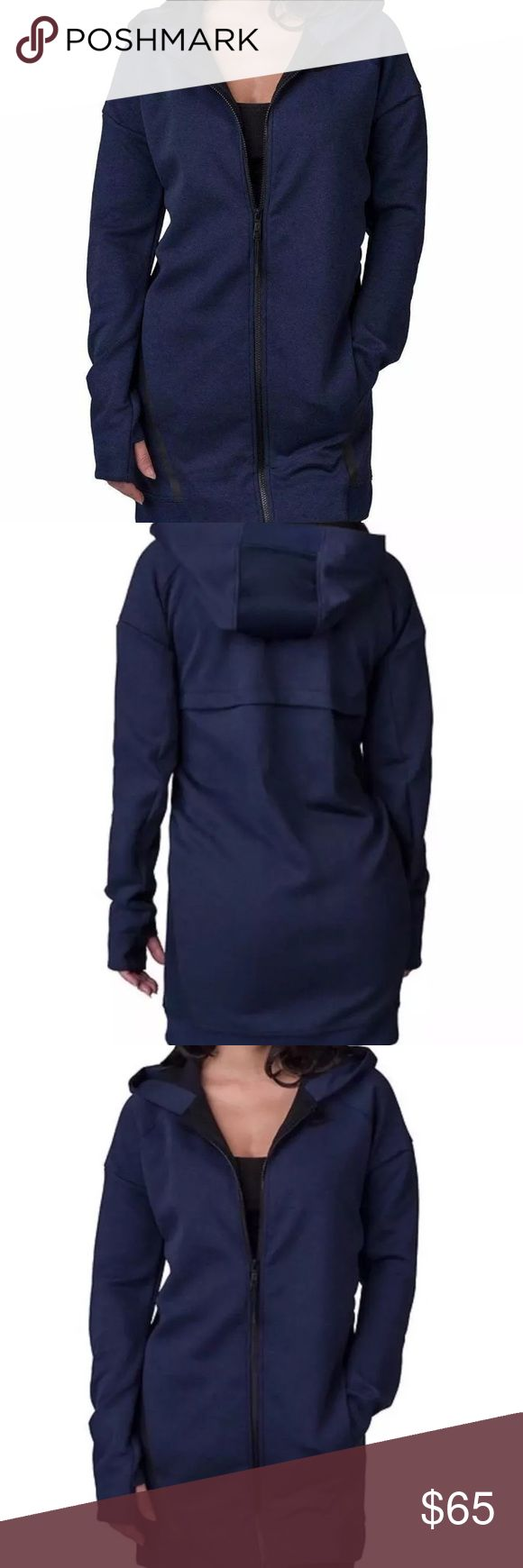 NWT nike tech cocoon jacket navy New with tags Nike tech cocoon jacket Nike Tops Sweatshirts & Hoodies