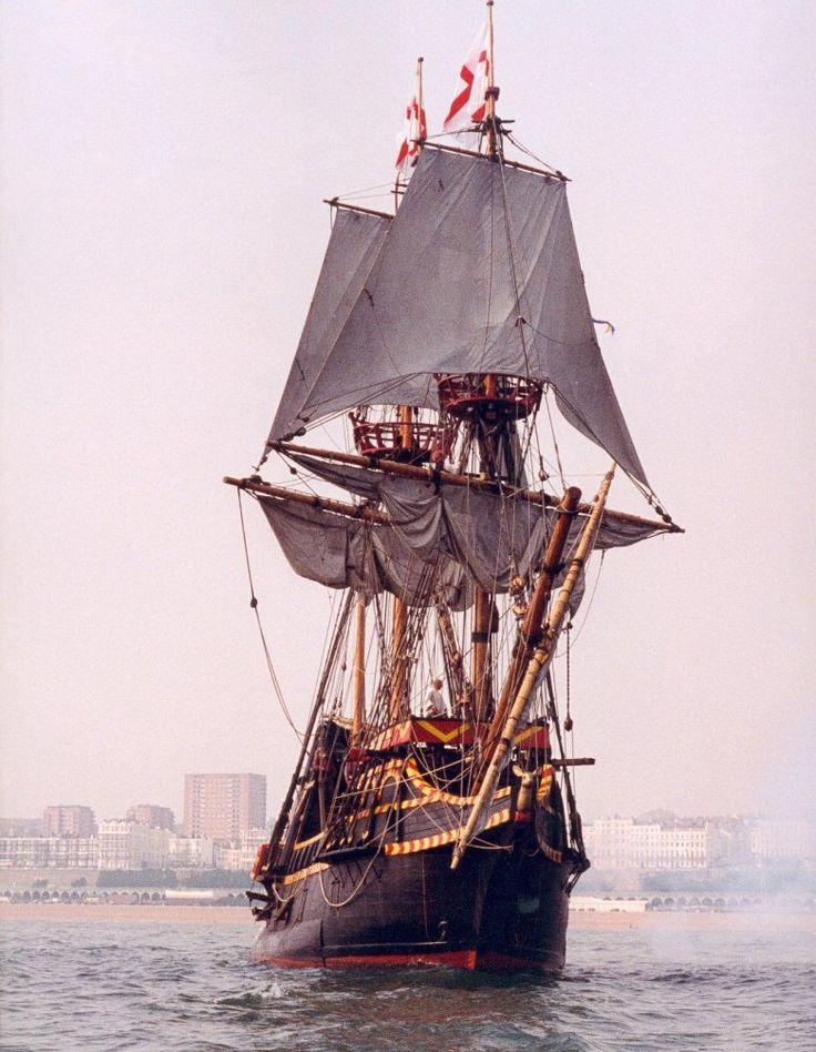 HMS Golden Hind