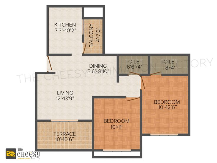 7 best 3D Floor Plan Rendering Studio Services images on Pinterest - new interior blueprint maker