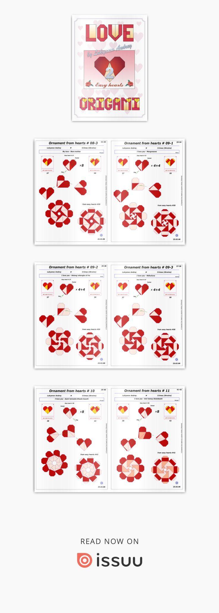 Love origami book2 lukyanov andrey