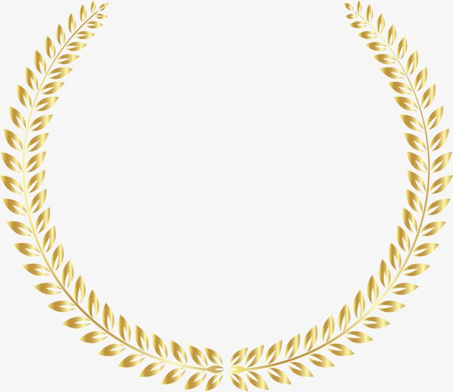 Golden Circle Png Free Download Circle Clipart Golden Rice Circle Pattern