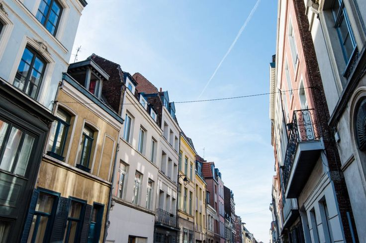 Regardez ce logement incroyable sur Airbnb : Maisonnette au cœur du vieux Lille - maisons à louer à Lille