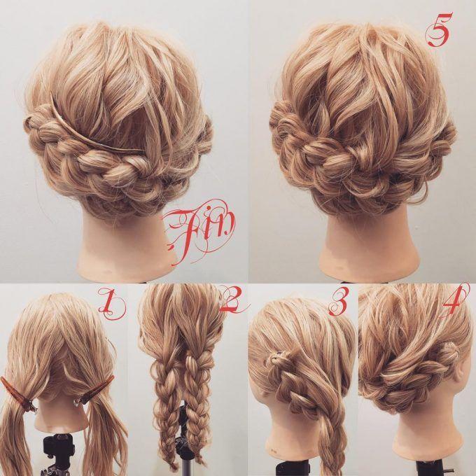 やり方 歳 七五三 7 簡単 髪型