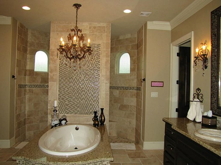 Luxury walk in doorless showers doorless walk in shower for Master bathroom no door