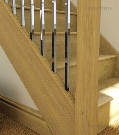 Lovely Axxys Squared The New Square Metal Baluster System For Transfoming Your  Staircase These Square Balusters At Trade Prices Online Stair Parts From  Stairplan ...