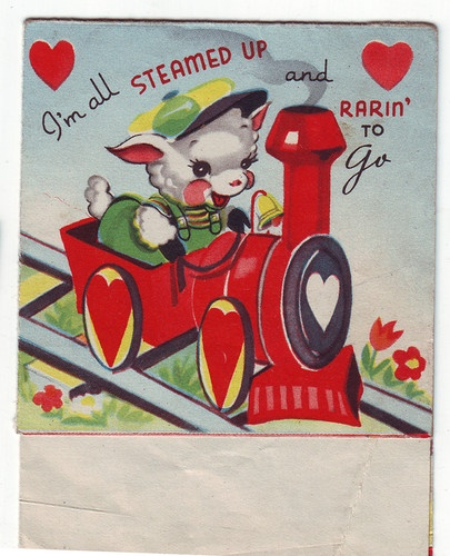 94 best images about Train Valentines – Thomas the Train Valentines Day Cards