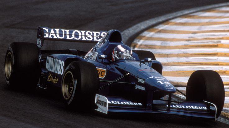 1995 Ligier JS41 - Mugen Honda (Martin Brundle)