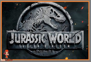 Jurassic World 2: Fallen Kingdom Movie 2018