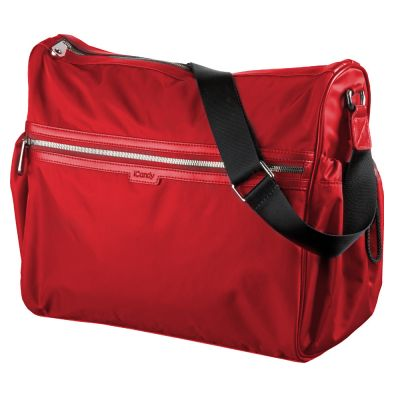 iCandy Lifestyle Changing Bag Charlie (Red)