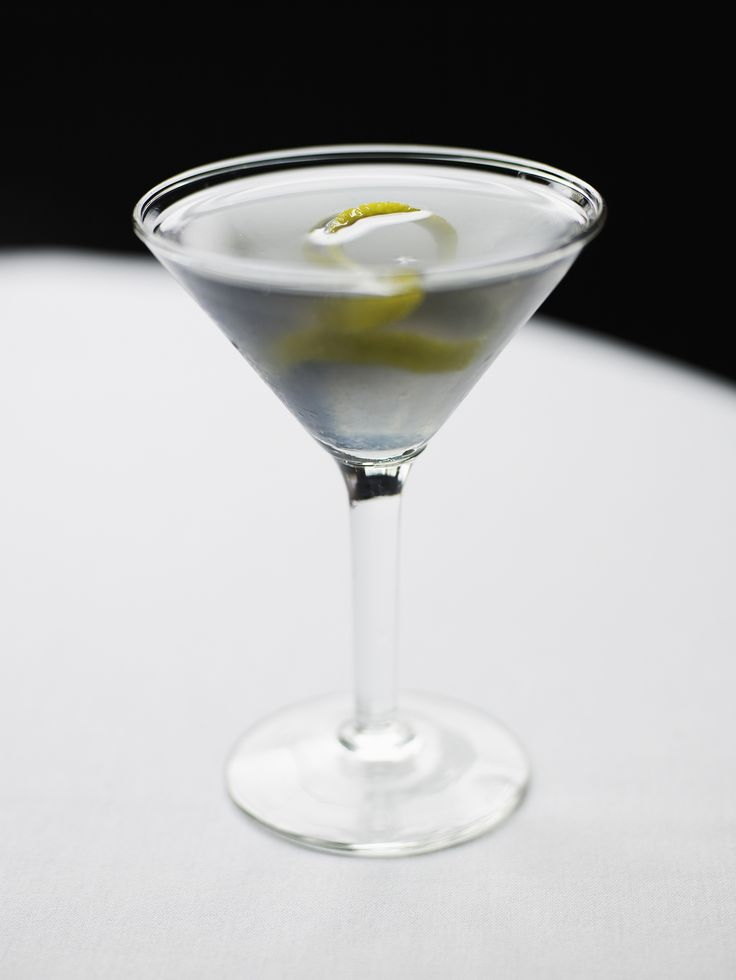 James Bond has great taste and you can follow suit with the original Vesper Martini.