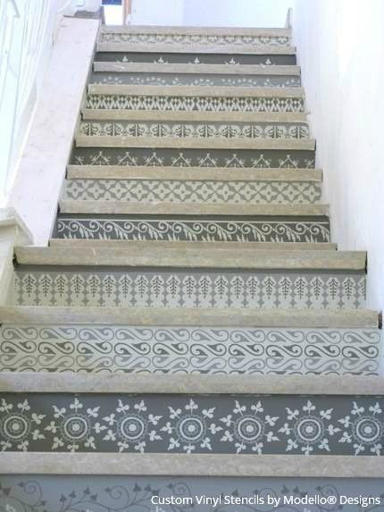 Best Apartment Therapy Features Royal Design Studio Stencils 400 x 300