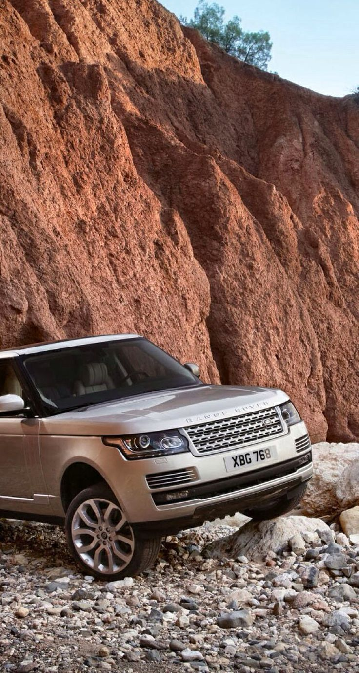 Land Rover - King of SUVs