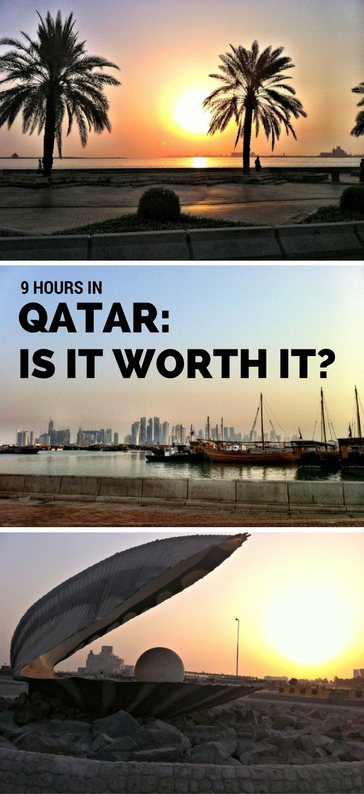 Should you leave Doha airport?