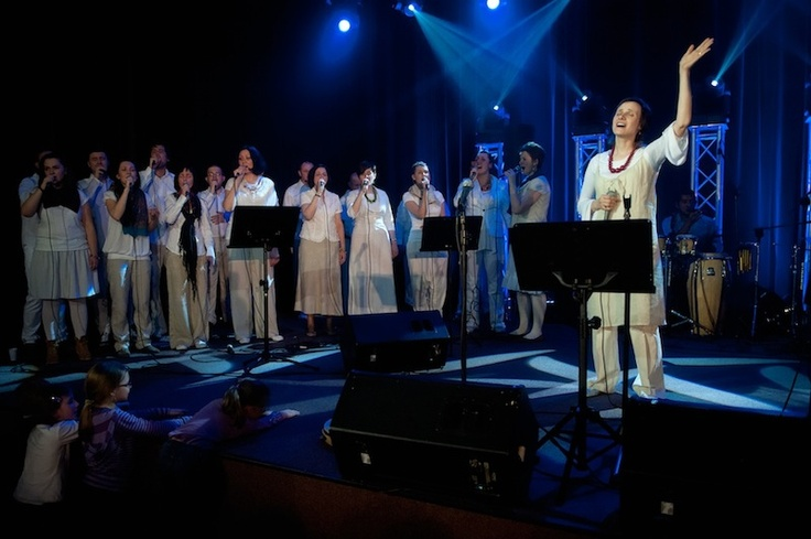 Deus Meus - foto z koncertu premierowego nowej płyty WNIEBOWIANKI!