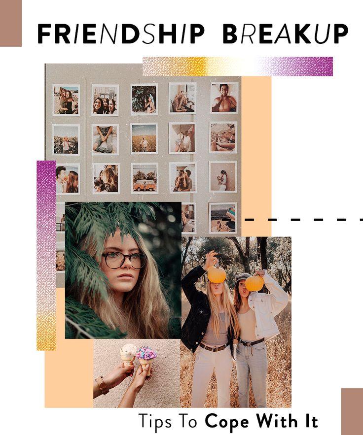 Friendship breakup advice