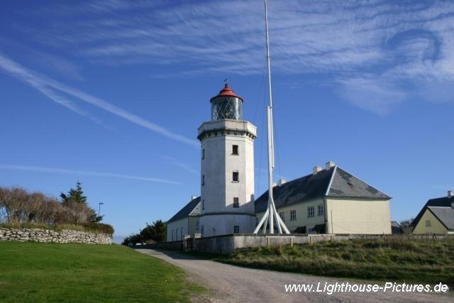 Lighthouse in Hanstholm