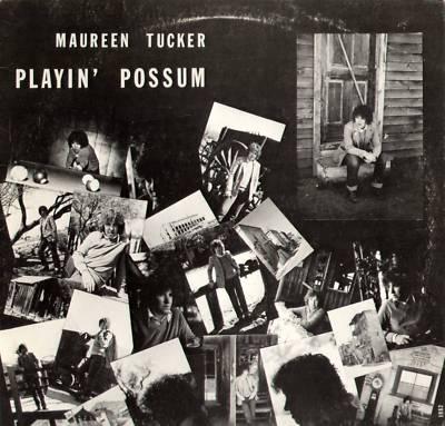 """""""Playin' Possum"""" by Maureen Tucker"""
