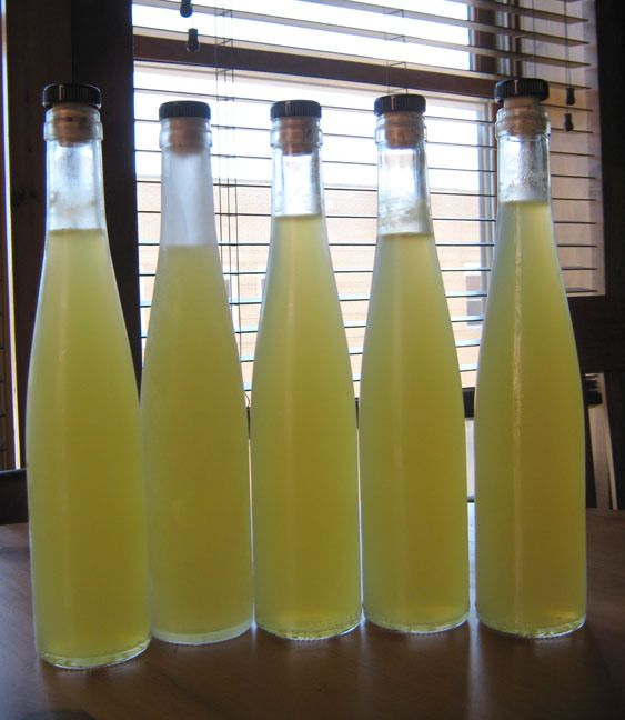 Original Napolitan Limoncello recipe