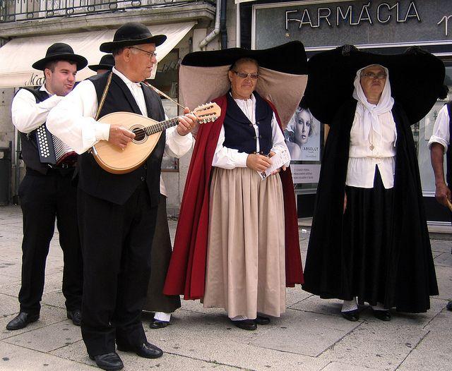 Trajes típicos - Ovar - Portugal