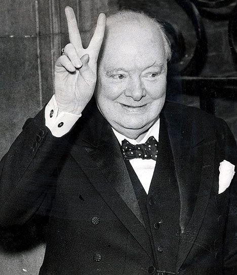 I may be drunk, Miss, but in the morning I will be sober and you will still be ugly-Winston Churchill