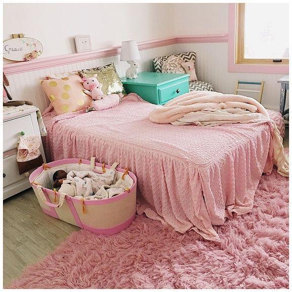 Libbyu0027s Piggy Bedroom