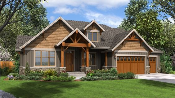 Best 25 lodge style ideas on pinterest lodge style for Free craftsman house plans