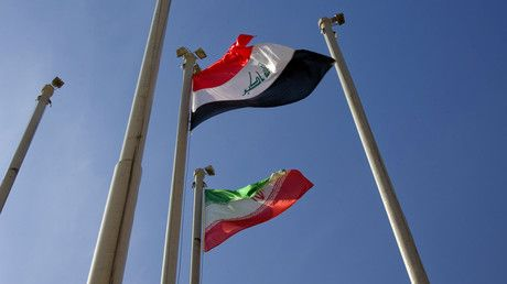 """Iran & Iraq sign defense deal to step up military cooperation https://tmbw.news/iran-iraq-sign-defense-deal-to-step-up-military-cooperation  Iran and Iraq have sealed an agreement to boost military cooperation and to battle against """"terrorism and extremism"""", Iranian media has reported.The memorandum of understanding on defense and cooperation was signed Sunday during a meeting between Iraqi Defense minister Major General Erfan al-Hiyali and his Iranian counterpart Brigadier General Hossein…"""