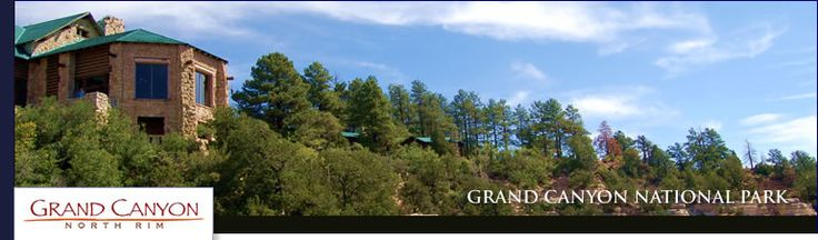 North Rim Accommodations   Grand Canyon Lodge, Cabins and Hotel.