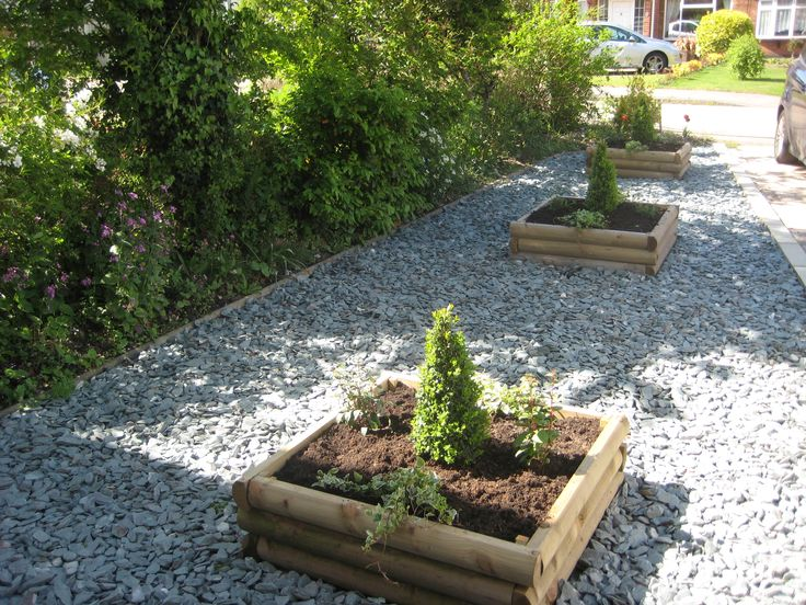 1000 images about slate chippings on pinterest gardens for Blue slate garden designs