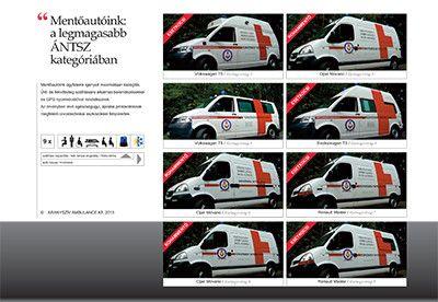 Aranyszív Ambulance Betegszállítás: Ha kér több információk a mentőautóinkról akkor töltse le a részleteket PDF-ben.