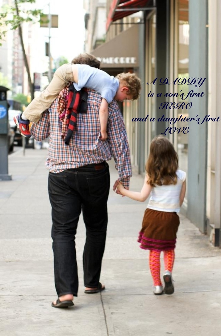 Oh my stars this is so sweet!!! Dads are so great!!!! (I'm speaking from experience!) :)