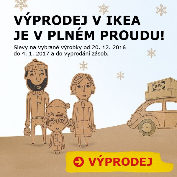 Nabídky a akce – IKEA