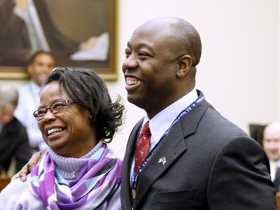 Good Move. Tim Scott