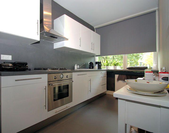 Gietvloer Kitchens Keuken : Best kitchen images kitchen white kitchens and
