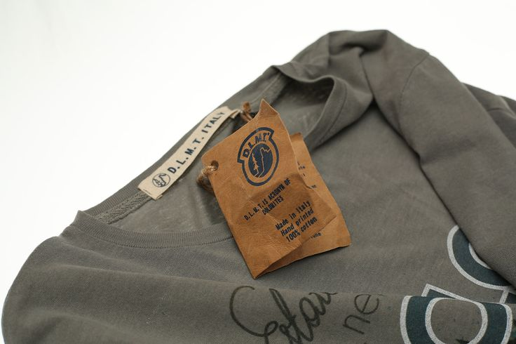 T-shirt Summer in the Dolomites, soft style, short sleeve. Summer in the Dolomites, vintage, Made in Italy.