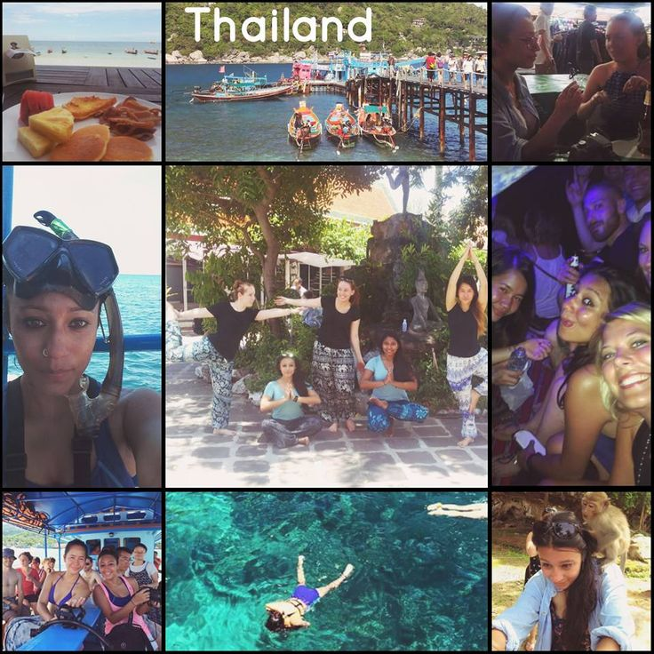 #TravelAdventurer Sakshi Mahajan cherishes the best moments from her Southern #Thailand Sojourn! #GrabYourDream #travel #adventure