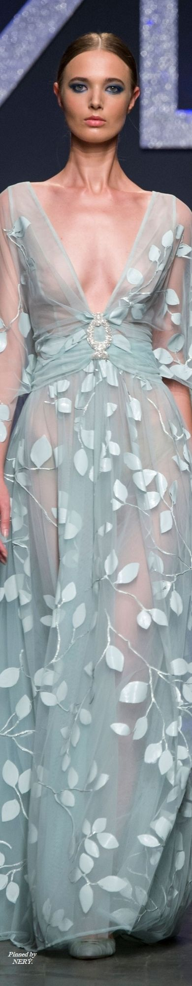 Renato Balestra Fall 2016 Couture                              …